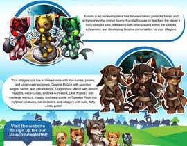 #11 for Design a Flyer for online game af carlosramos