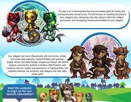 #15 for Design a Flyer for online game af carlosramos