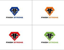 #256 for Design a Logo for Finish Strong Fitness (fitness company) by mousedeer