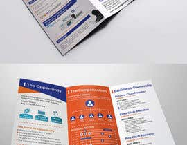 #10 for Redesign a Tri-Fold Business Brochure by stylishwork