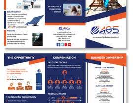 Nro 18 kilpailuun Redesign a Tri-Fold Business Brochure käyttäjältä sevastitsavo