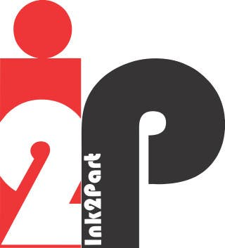 Proposition n°54 du concours Ink2Part logo