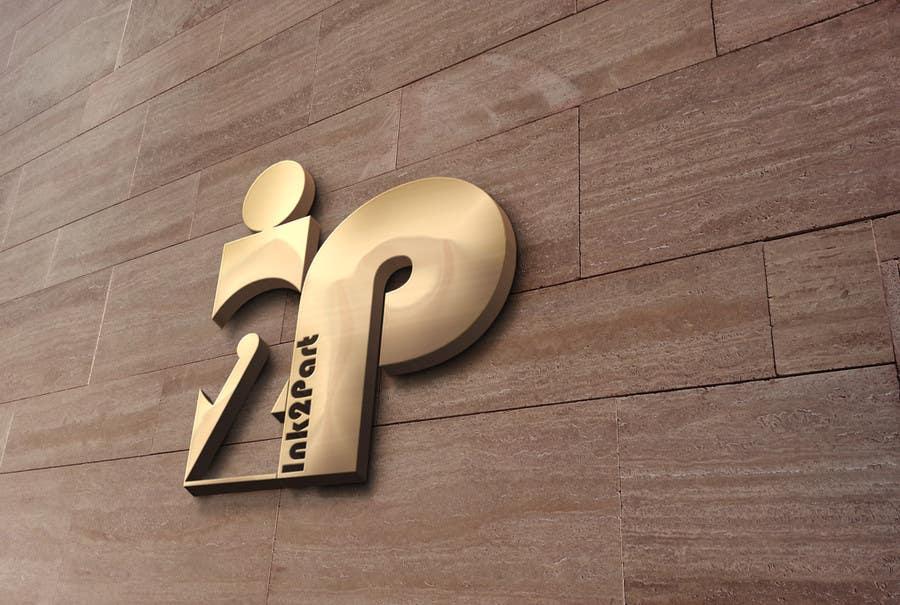 Proposition n°60 du concours Ink2Part logo