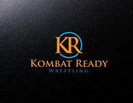 Nro 162 kilpailuun Kombat Ready Westling Logo Design käyttäjältä jhraju41