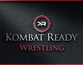 Nro 179 kilpailuun Kombat Ready Westling Logo Design käyttäjältä dksagor010