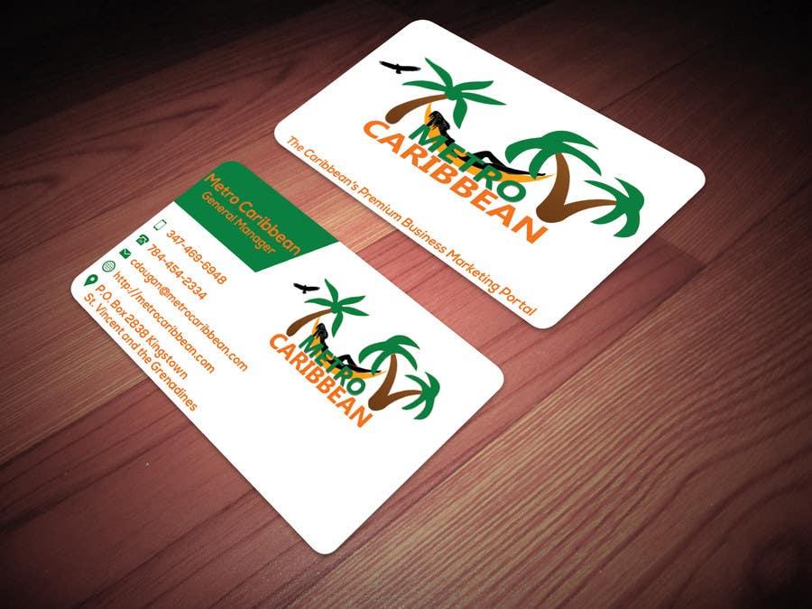 Proposition n°264 du concours Design some Business Cards