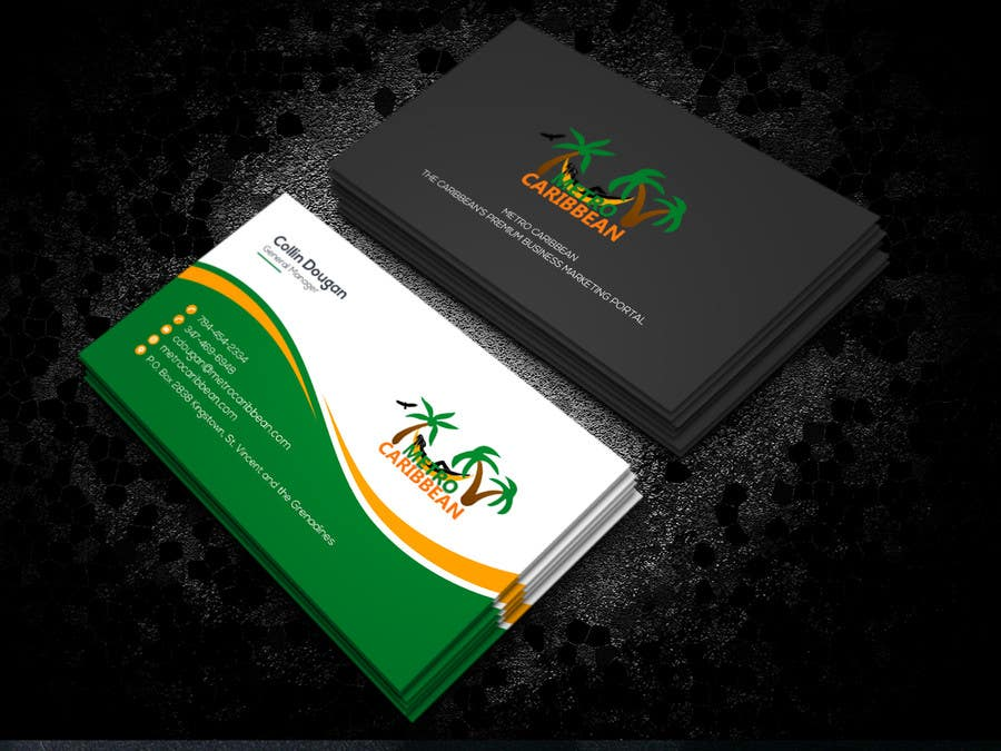 Proposition n°298 du concours Design some Business Cards
