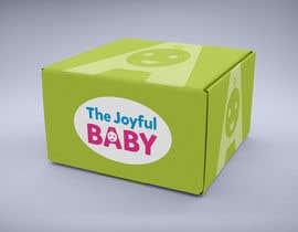 Nro 32 kilpailuun Design Logo and Gift Box for baby brand käyttäjältä LogoRocket
