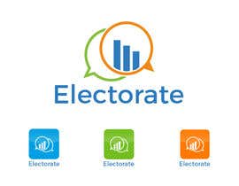 #42 for Design a Logo for Electorate by Ubi1234