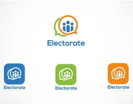 #12 for Design a Logo for Electorate by apurva0459