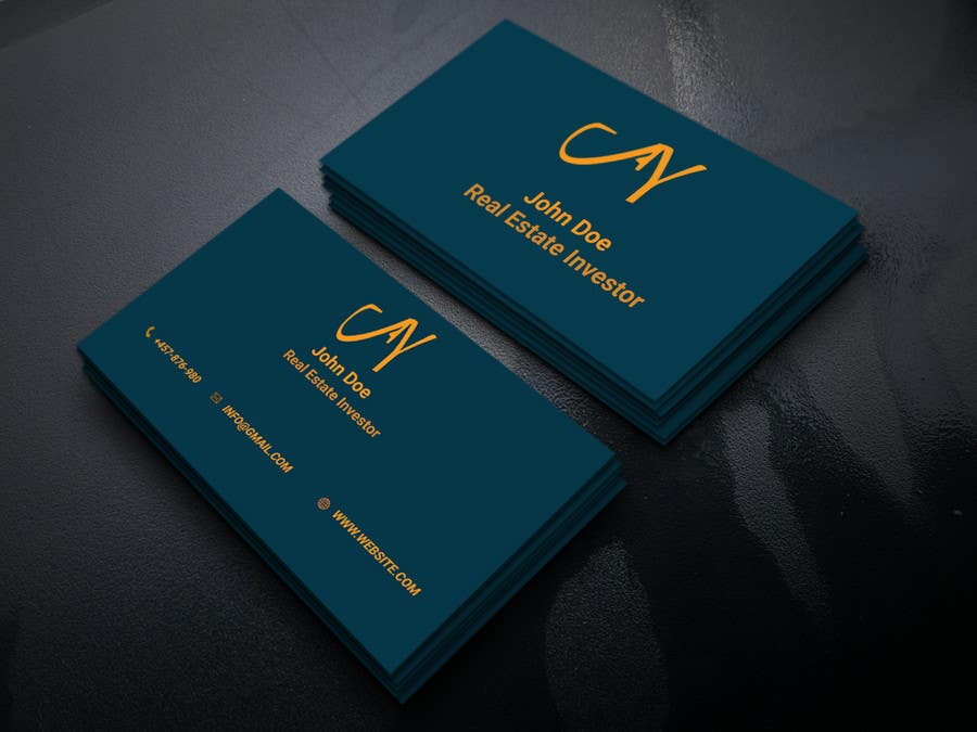 Proposition n°26 du concours Business Card/logo Design