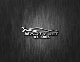 nº 110 pour Marty Jet Mechanics par designpalace