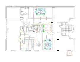 nº 13 pour Improving Floor Plan par reebk12