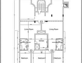 nº 8 pour Improving Floor Plan par AhmedAbdulqader