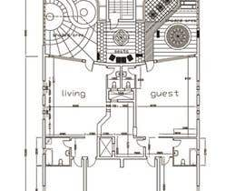 nº 34 pour Improving Floor Plan par IslamFikry