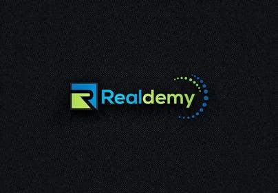 #277 for Realdemy - Logo for mobile app - Real Estate Eucation Online by Thunder18101996