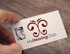 #27 para Hearing Club Logo de JNCri8ve