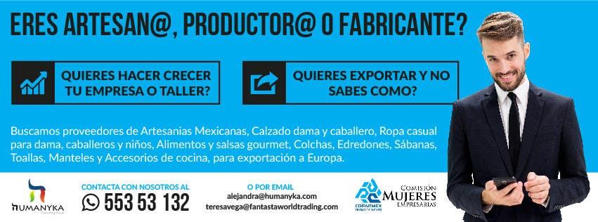 Proposition n°5 du concours Diseñar un banner para Facebook y redes sociales