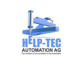#31 para Logo Design for HELP-TEC Automation AG por dimitarstoykov
