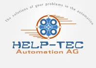Graphic Design Inscrição do Concurso Nº45 para Logo Design for HELP-TEC Automation AG