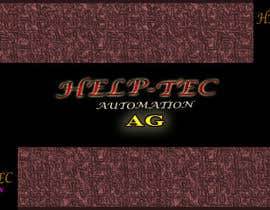 #79 для Logo Design for HELP-TEC Automation AG от Ismailjoni