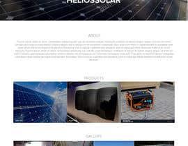 #19 for Design a Website Mockup by meva25