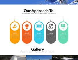 #5 for Design a Website Mockup by saidesigner87
