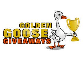 #50 for Golden Goose Giveaways Illustrated Logo by jaywdesign