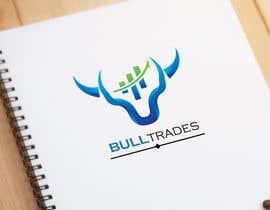#4 for BullTrades Logo Design by animakuz