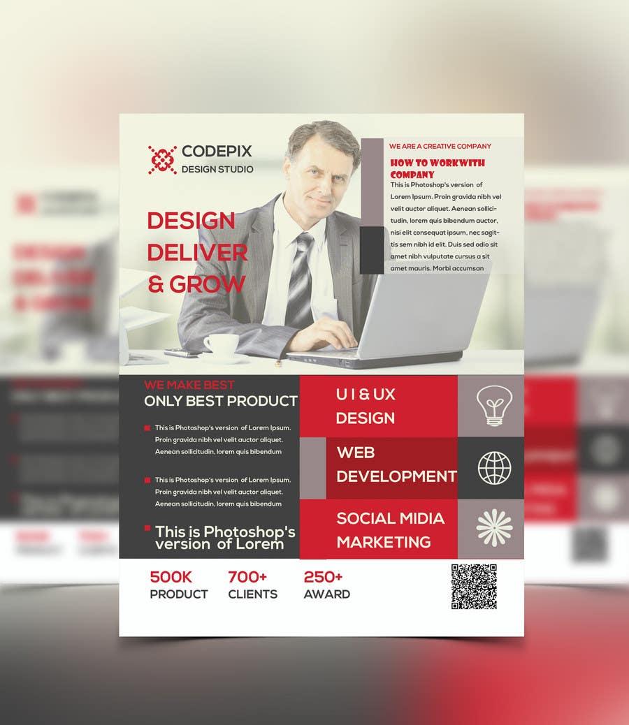 Kilpailutyö #                                        20                                      kilpailussa                                         Design a flyer