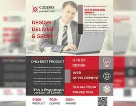 nº 20 pour Design a flyer par younus180