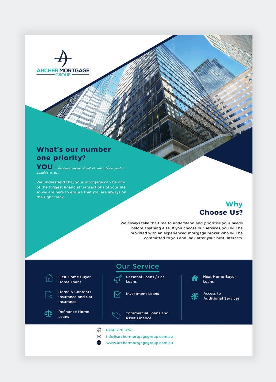 Proposition n°22 du concours Design a flyer