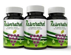 nº 139 pour Logo and Bottle Label Design for Vitamin Supplement par jlangarita