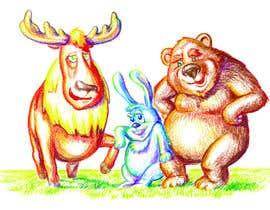 nº 13 pour Children's Illustrator! par abudaby