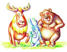 nº 14 pour Children's Illustrator! par abudaby