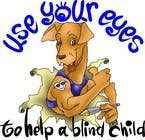 Contest Entry #22 for Cartoon illustration for charity: Use your eyes to help a blind child