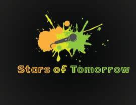 nº 44 pour Stars of Tomorrow - Logo par lukmrz