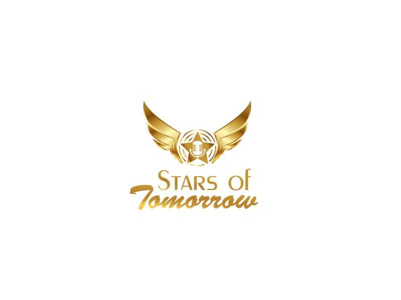 Kilpailutyö #                                        42                                      kilpailussa                                         Stars of Tomorrow - Logo