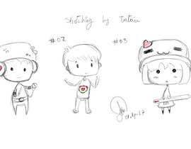 nº 7 pour Design a Cute Mascot par RaGn4rOcK