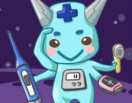 nº 21 pour Design a Cute Mascot par wpurple
