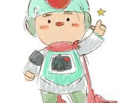 nº 15 pour Design a Cute Mascot par marcelmori