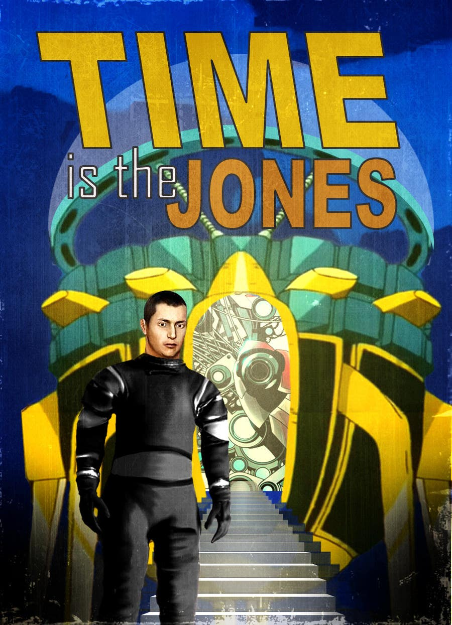 Proposition n°37 du concours Time is the Jones