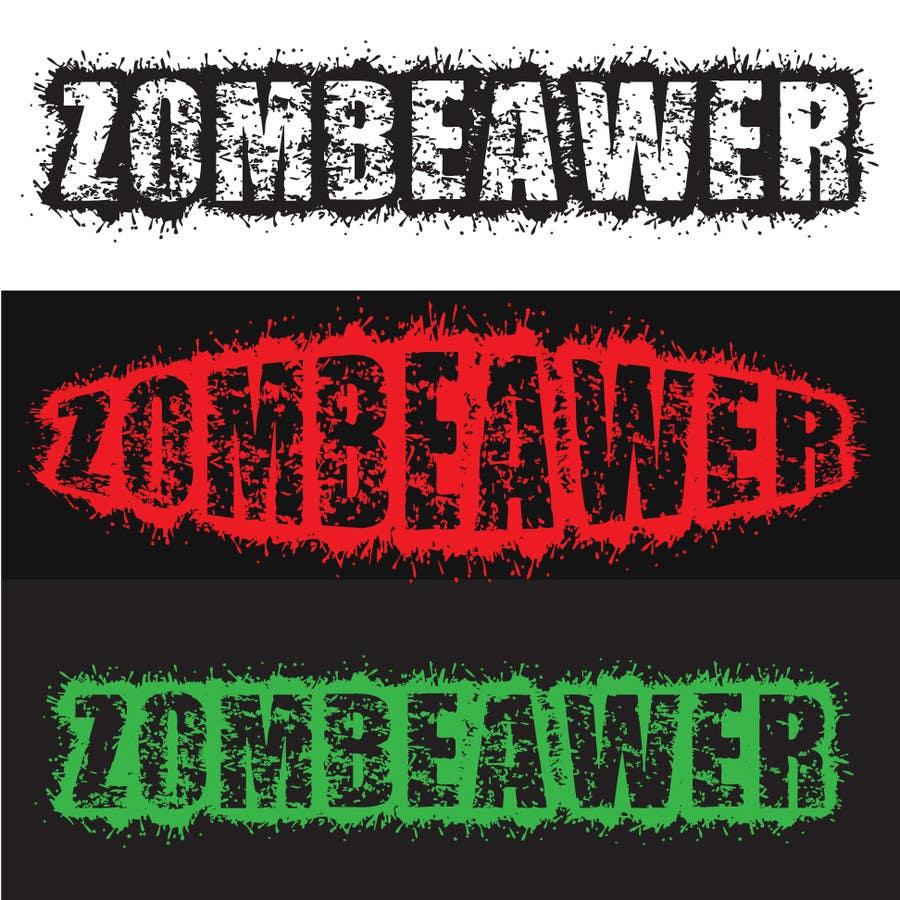 Конкурсная заявка №347 для ZOMBEAWER