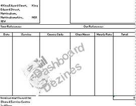 #14 for I need a excel invoice template making by pranavtrikha
