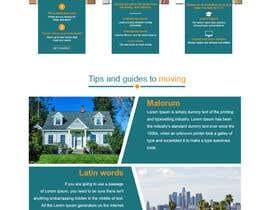 nº 17 pour Build a website for moving company par VirtualAdeptz17