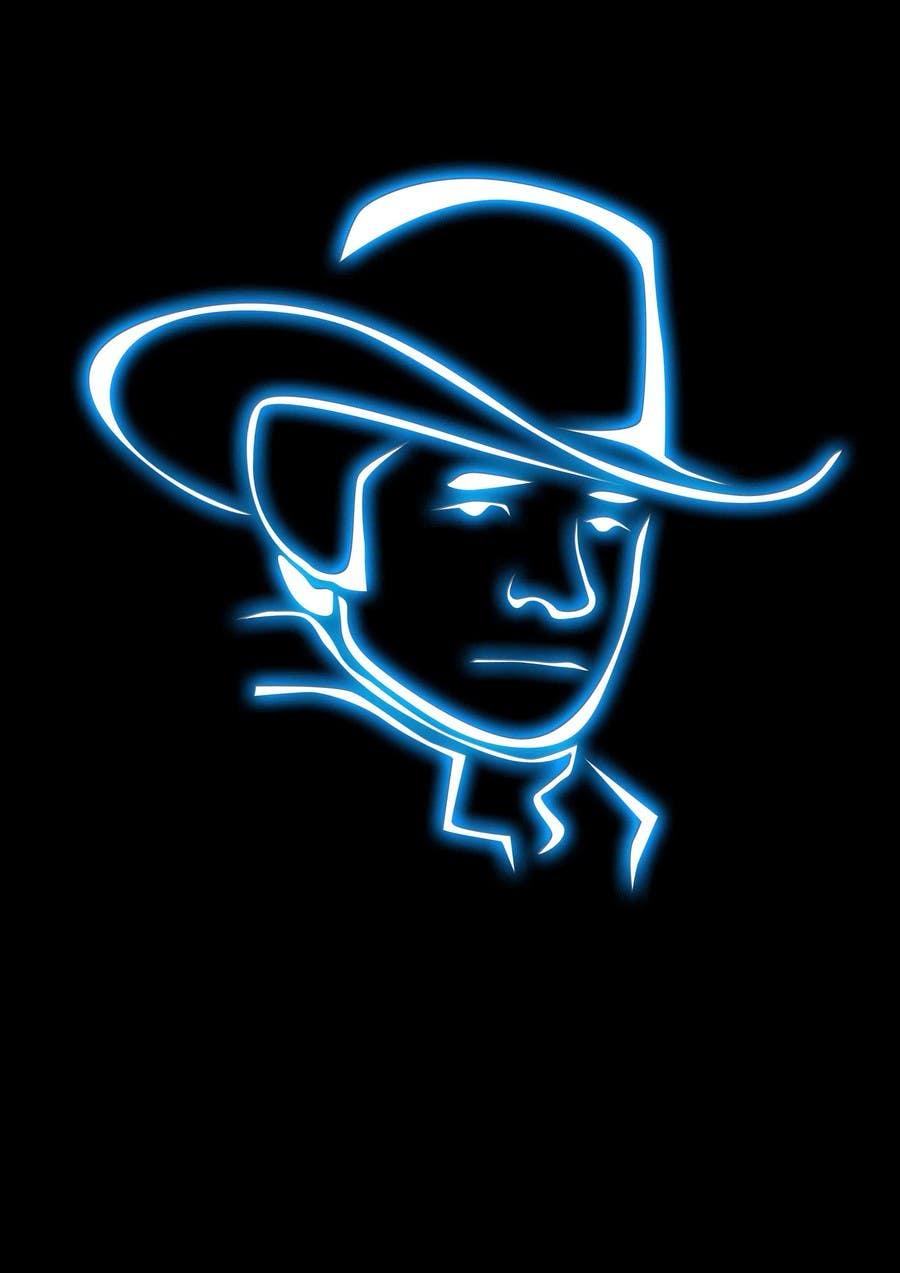Proposition n°6 du concours Design a Minimalist logo based on Johnny Cash's face