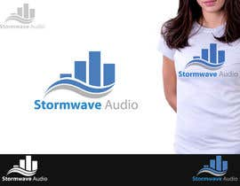#44 para Logo Design for Stormwave Audio por csdesign78