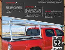 nº 6 pour Create a Flyer for High Speed Welding/ RyderRacks par stylishwork