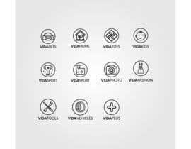 #31 cho Design some Icons bởi ratstudio