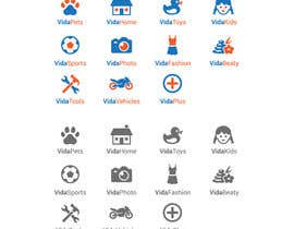 nº 5 pour Design some Icons par freelancerthebes